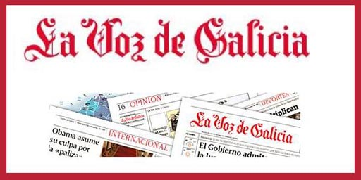 Artículo de opinión, La Voz de Galicia, Domingo 1/5/2016